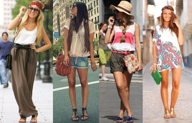sandalias rasteirinhas e sapatilhas de couro