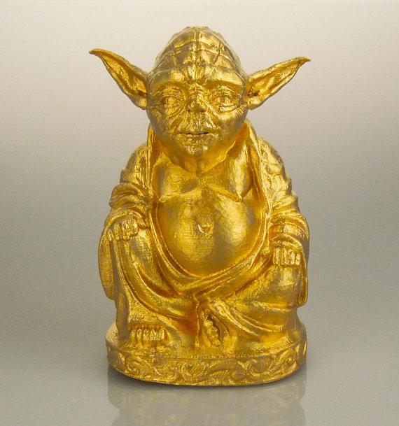 Zen Popkulturelle Budda Figuren Sind Die Neuen Winkekatzen 8 Pics