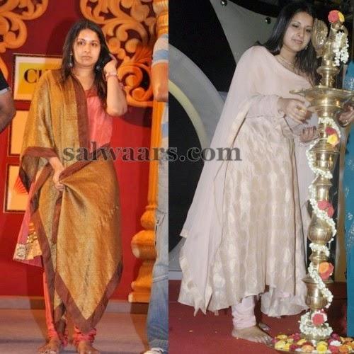 Sangeetha Vijay Salwars
