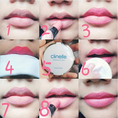 Tips for Lipstick stay longer