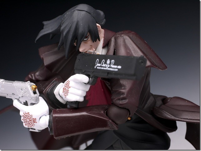 Hellsing Alucard action figure
