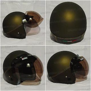 Helm doff brown choco