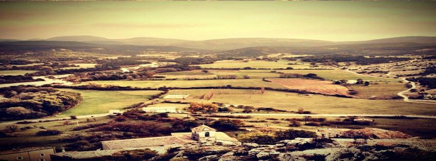 Tarla ve dağ manzarası kapak resimleri