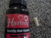 Questions à propos de Hairfinity