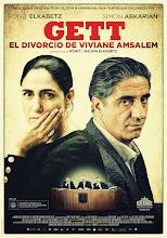 Gett: El divorcio de Viviane Amsalem (2014)