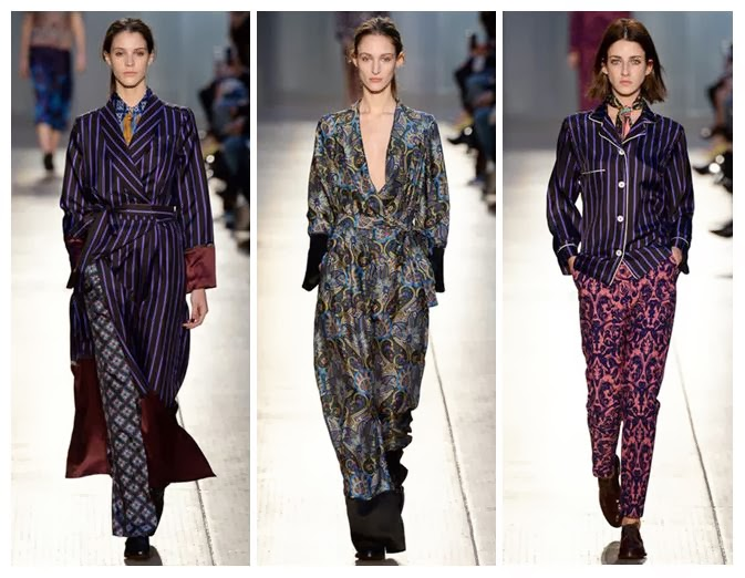 Paul Smith AW14 pyjamas