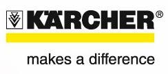 "KÄRCHER makes a difference ""faz a diferença"""