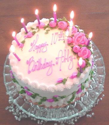 Birthday Cake Birthday Wishes Chees Cakes Creamy ...