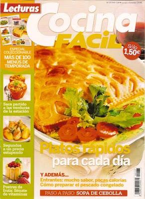 As paso mis d as otra revista para descargar gratis - Revista cocina facil lecturas ...