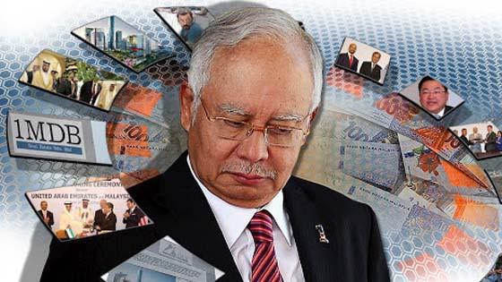 Malaysia tangga ke 3 skandal rasuah paling teruk di dunia