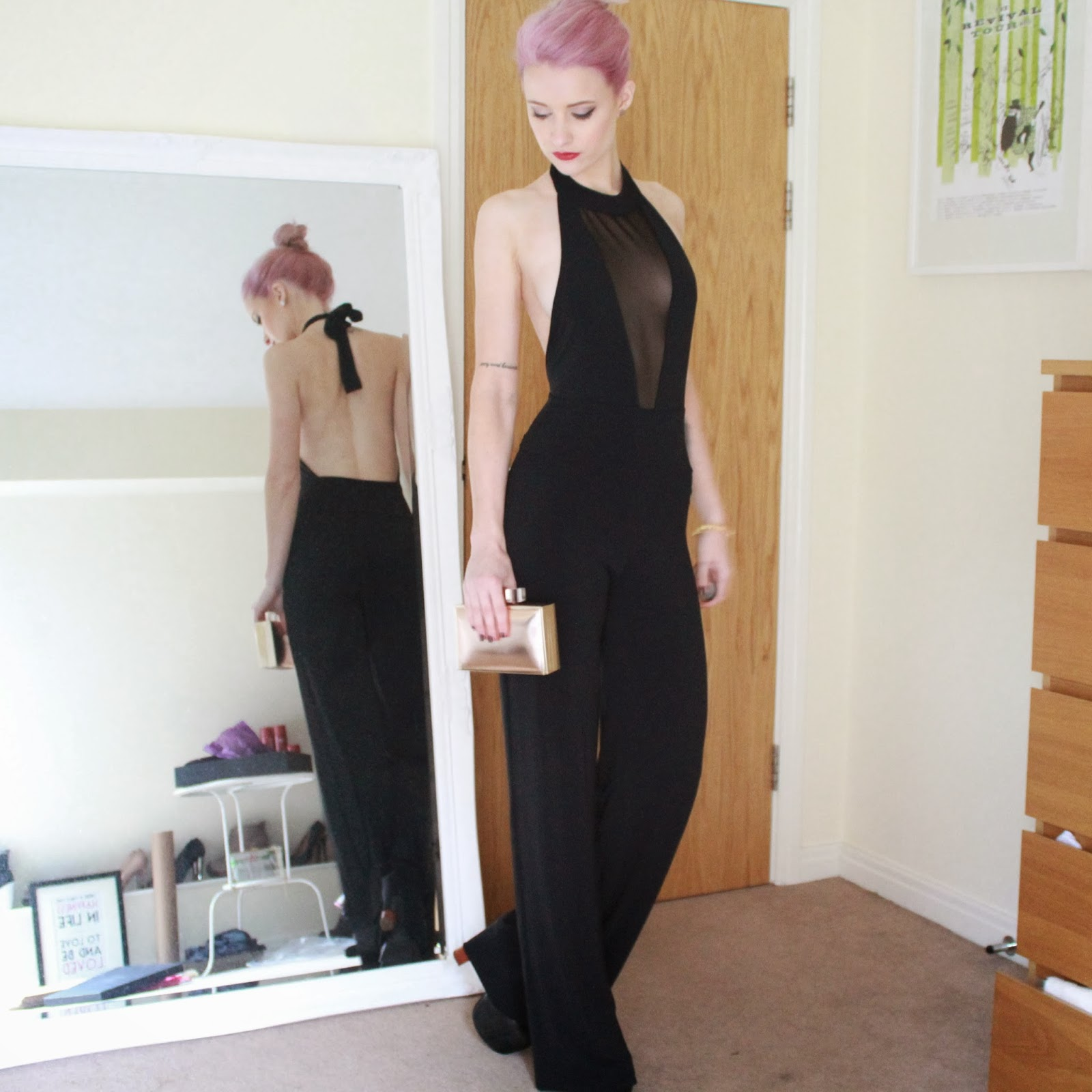 Gorgeous Couture Nicole Jumpsuit