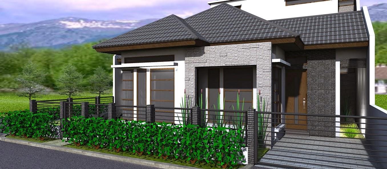 desain rumah minimalis dan modern