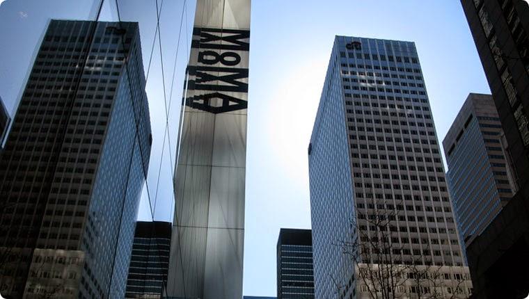 Arte para ni os una visita al moma museo de arte moderno for Immagini di design moderno edificio