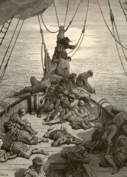 how does coleridge tell the story in part 3 of rime of the ancient mariner essay The story coleridge told of the origins of his addiction in using laudanum as an analgesic for rheumatic pains, points to his own sense of the cruel power of the random the addiction wasn't.