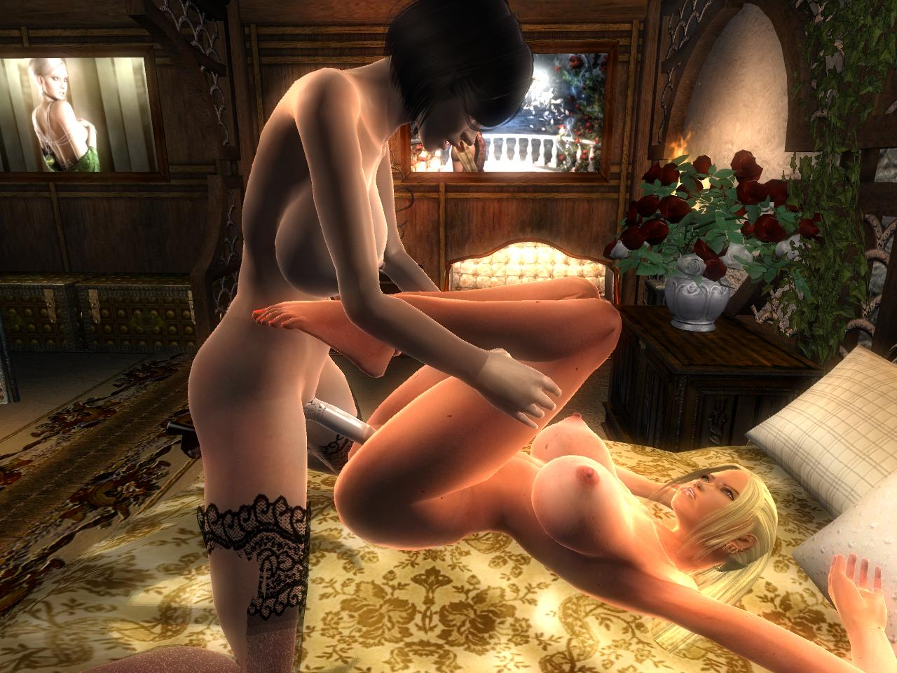 Oblivion sex animations mod hentai images