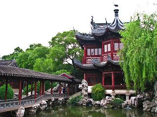Jardín Yuyuan Shanghai