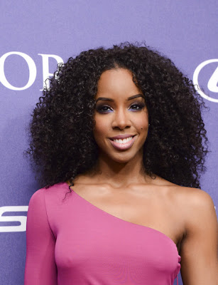 Kelly Rowland Long Curls Hairstyle Lookbook