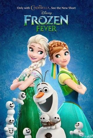 Nữ Hoàng Băng Giá: Cảm Lạnh - Frozen Fever