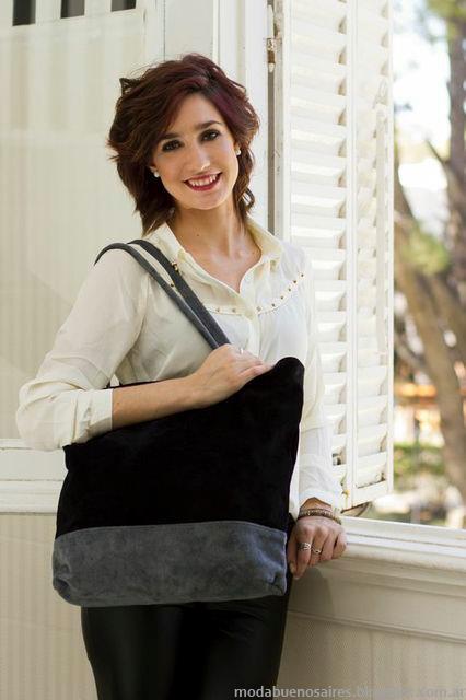 Moda invierno 2013 carteras y bolsos Veronica de Martini.