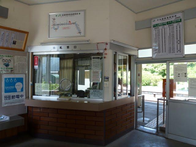 JR東日本 信濃境駅