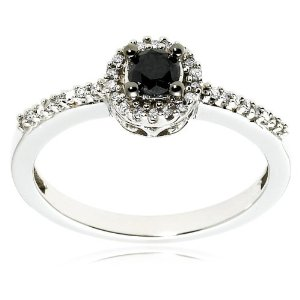 Black Diamond Ring By Amazon