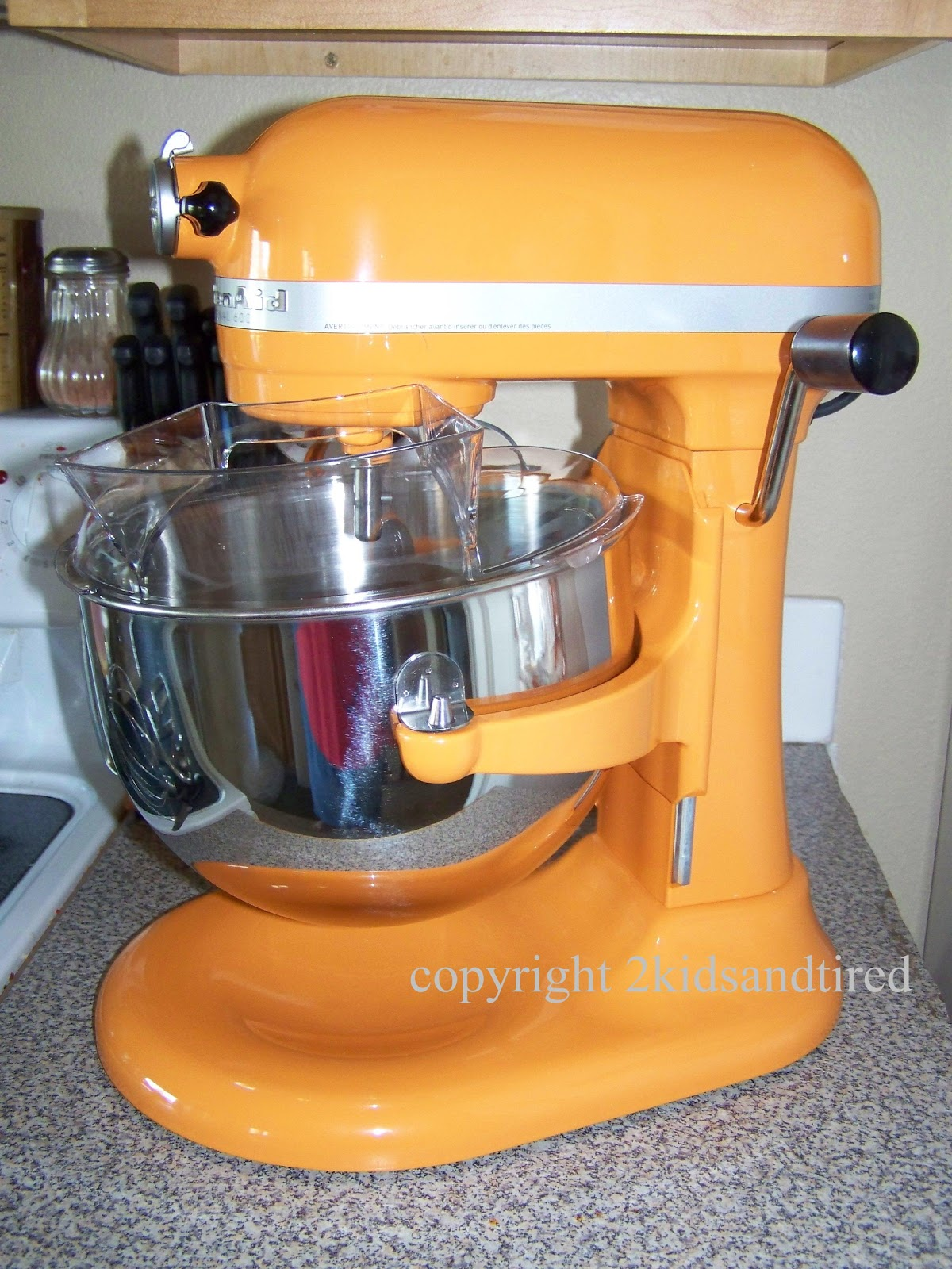 Just Like Home Toy Stand Mixer : Kids and tired cooks my new mixer