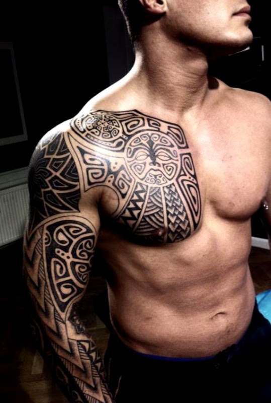 Maori Tattoos on Pinterest  Tattoo New School Oriental Tattoo