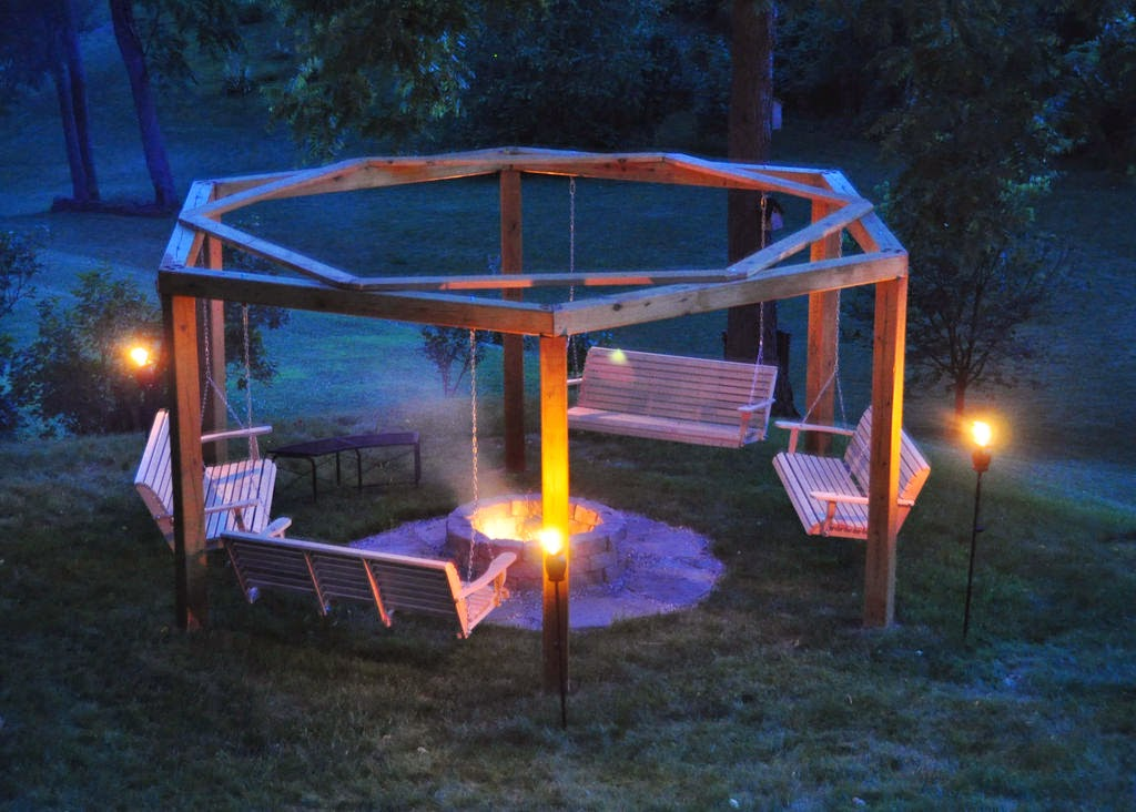 mobiliario jardim jumbo:Pergulas com baloiço de jardim