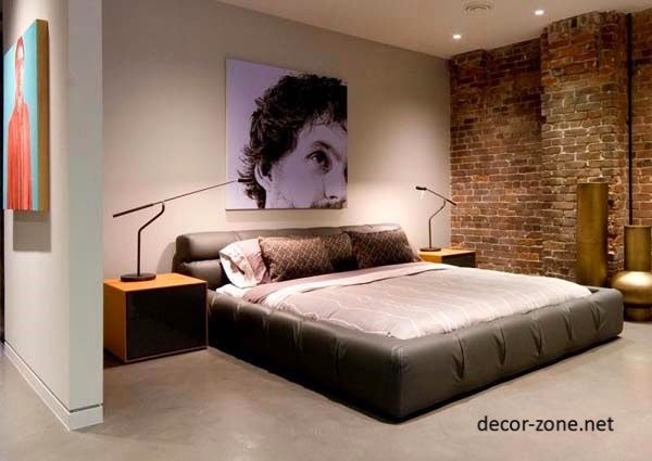 inventive guys bedroom wall decorating suggestions