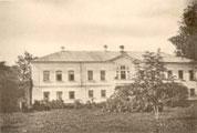 Residencia de León Tolstoi en Yásnaya Poliana. Foto: cortesía del Museo Yásnaya Poliana