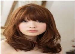 Model rambut ikal korea