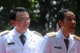 Gubernur dan wakilnya Jokowi-Ahok sang pendobrak transparansi