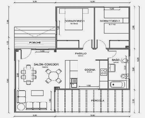 Planos Casas Modernas Septiembre 2013