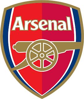 Kumpulan Logo Club Liga Primer Inggris Terbaru - Arsenal FC
