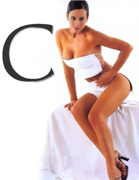 C es por Daniela Cardone