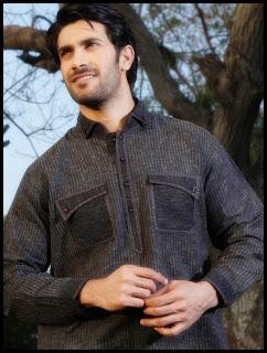Latest Men Salwar kameez Collection 2013 by Eden robe