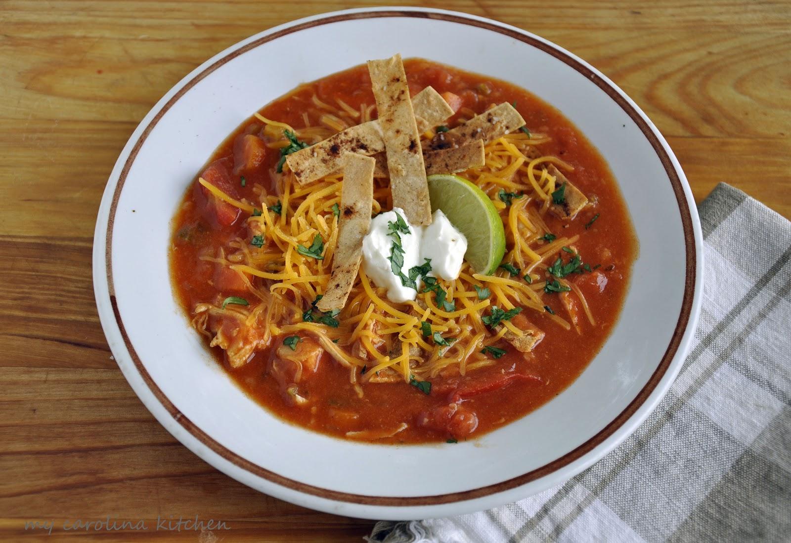 My Carolina Kitchen My Carolina Kitchen Celebrates 4