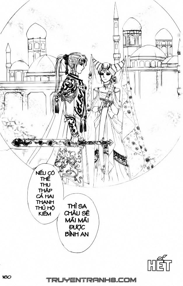 Đôi Cánh ỷ Thiên - Iten No Tsubasa chap 18 - Trang 29