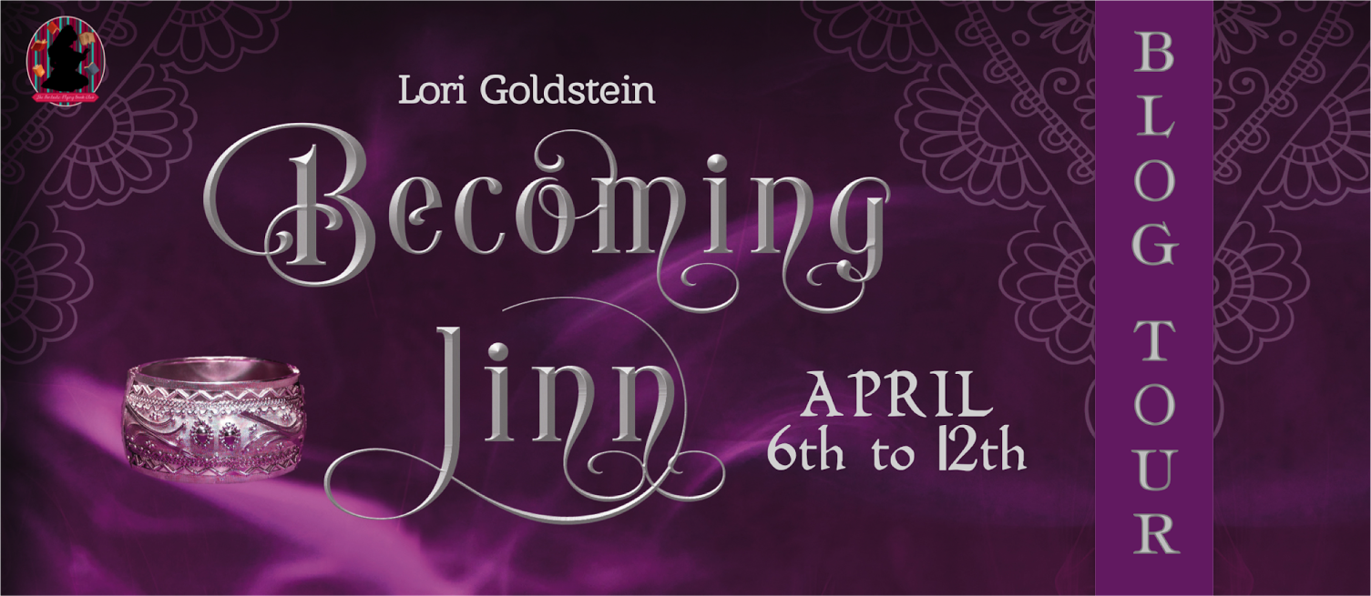 Becoming Jinn Blog Tour