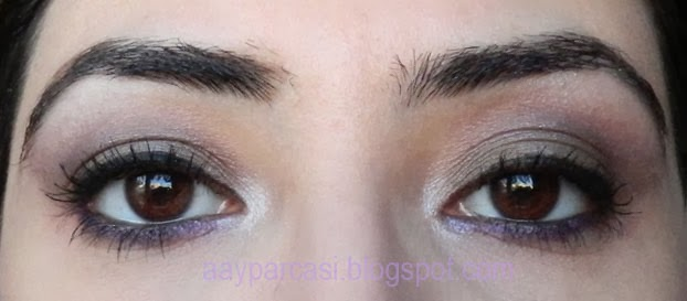 Essence quattro purpe day paleti