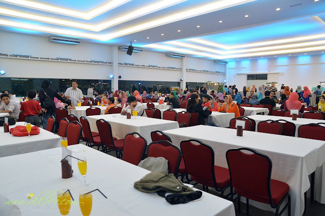 Buffet Ramadhan Bangi Golf Resort 2015