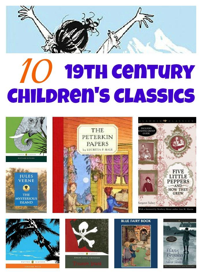Classic Children's Books: 19th Century