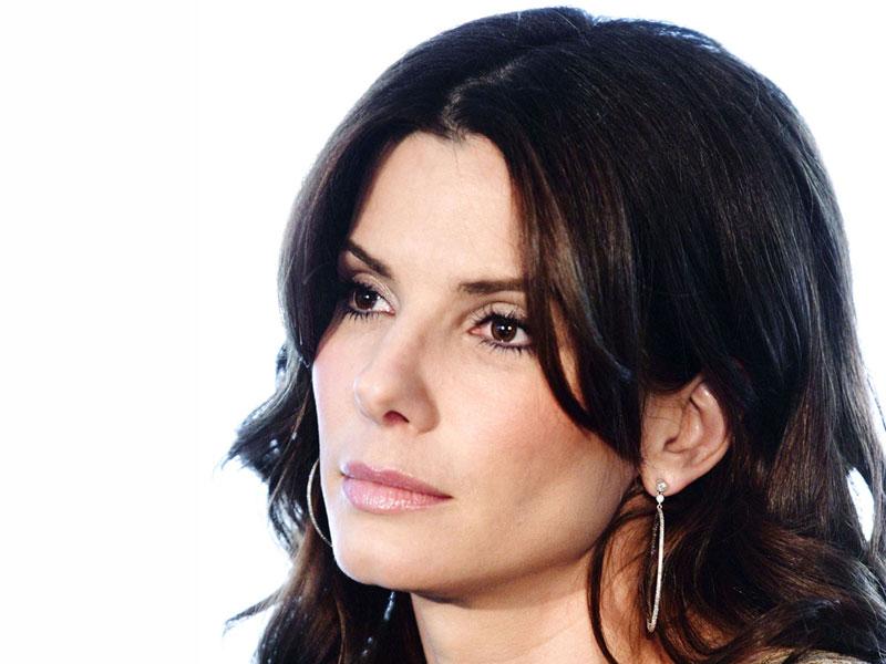 Celebrity Hairstyle Sandra Bullock New Movies