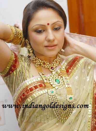 Kundan Jewellery Designs