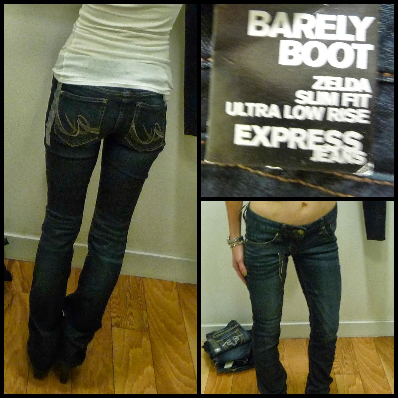 Express jeans, Zelda