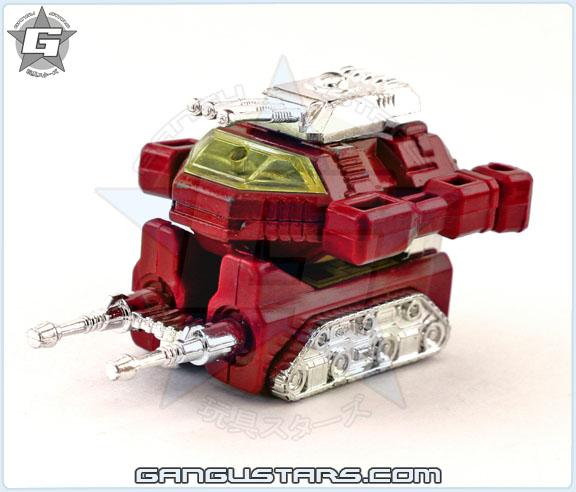 1984 1985 Gobots Tank Japanese Robots Machine Robo Battle Robo vintage toys マシンロボ