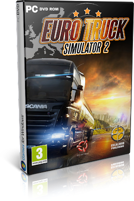 Euro Truck Simulator 2 (PC-GAME)