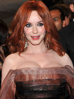 Christina Hendricks to create swimwear line