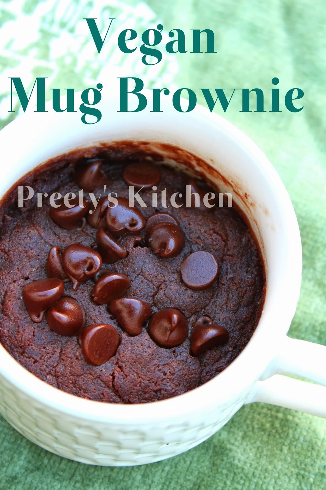 Preety's Kitchen: 8 Easy Vegan Microwave Desserts You Can ...