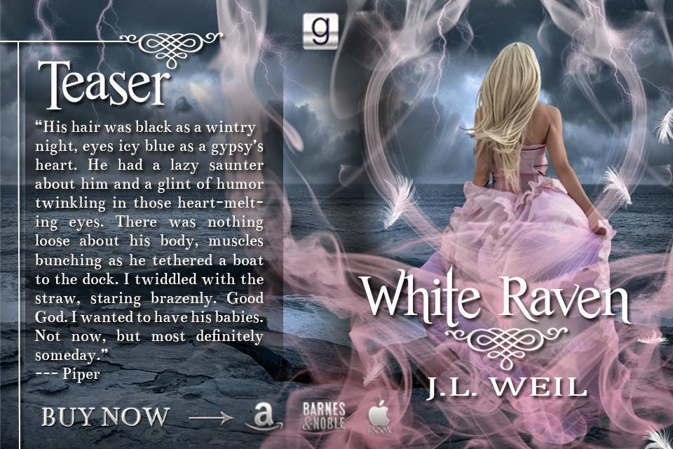 White Raven Full Cover
